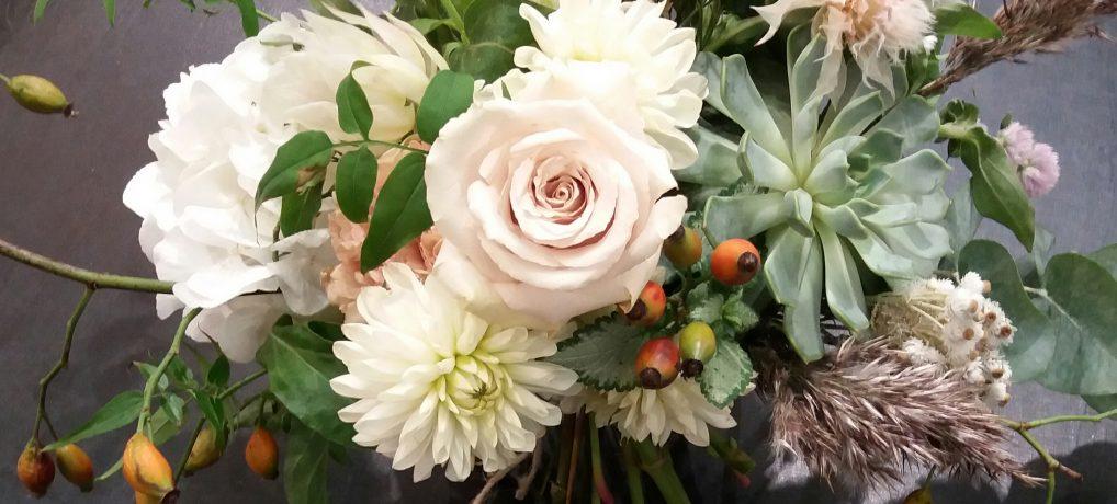 Riipin puutarha on palveleva kukkakauppa